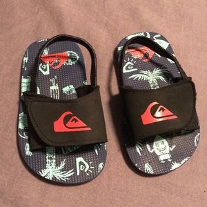 Quicksilver Infant Slippers